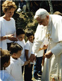 The Popes message Revolution without making noise