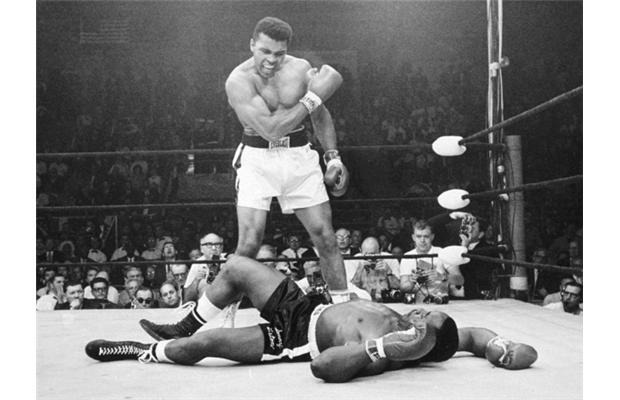 Muhammed Ali as Moral Hero